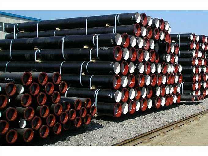 山东污水球墨铸铁管生产