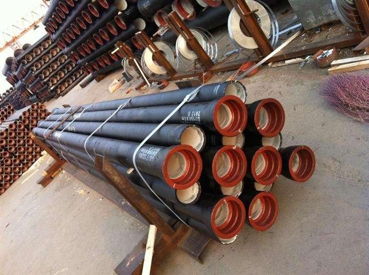 内江市国标球墨铸铁管价格