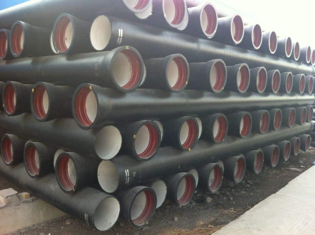 湖南国标球墨铸铁管价格大量现货