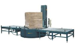 紫金缠绕包装机减少散包所造成的损失
