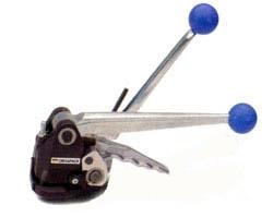 东源电动塑钢带打包机工作原理介绍