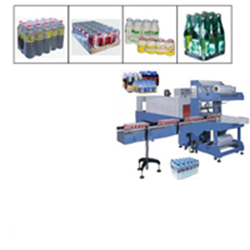 长清自动热收缩包装机流水线生产厂家