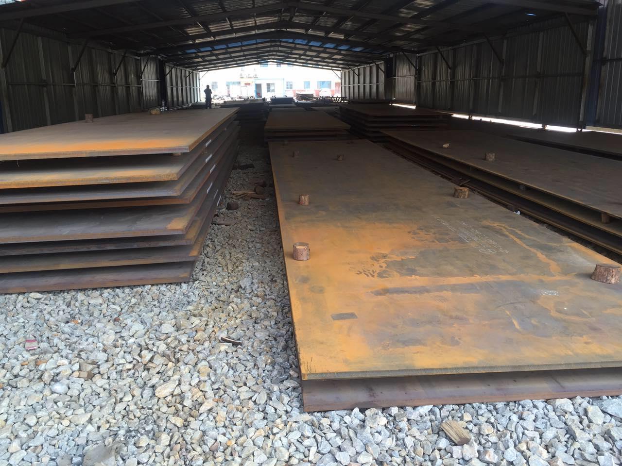 池州莱钢耐磨钢板NM360批发切割