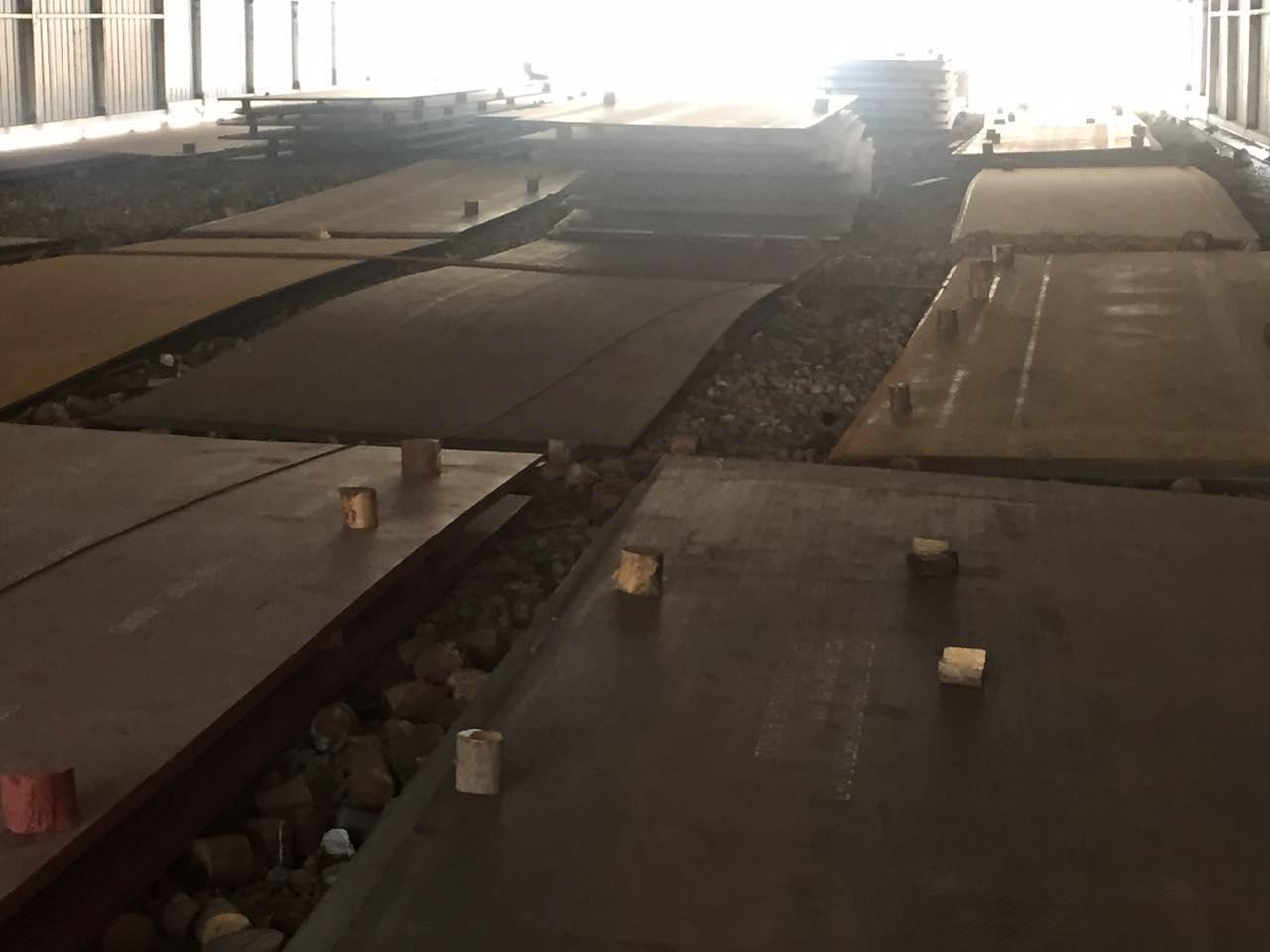 厦门武钢耐磨NM450钢板厂家