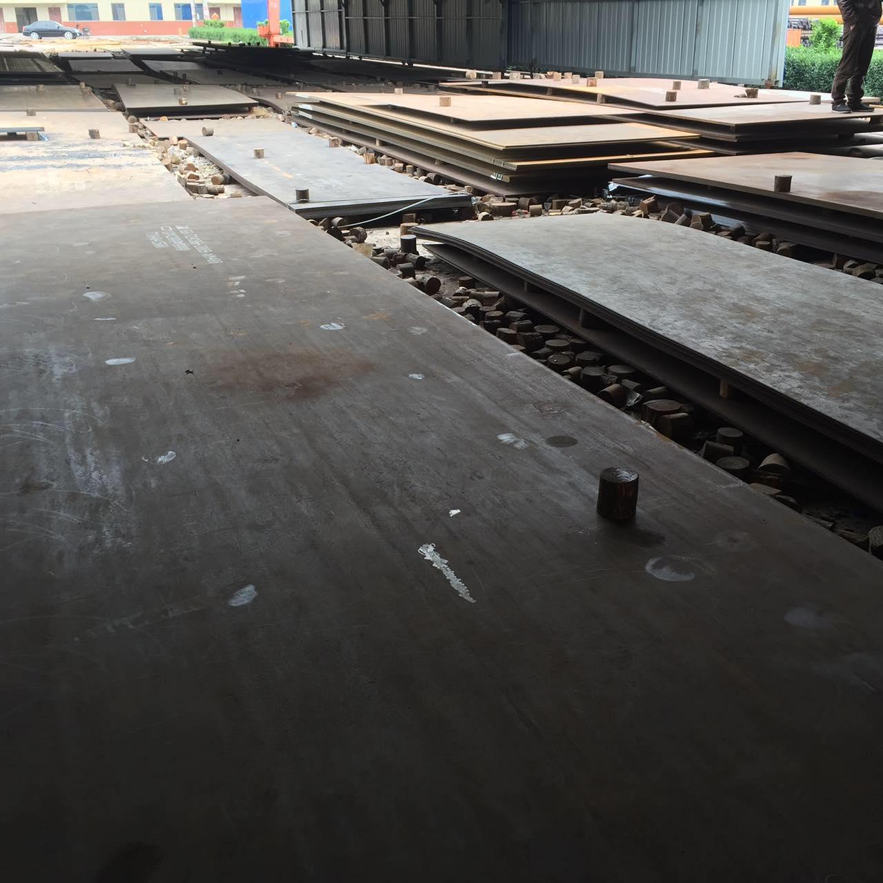 西宁涟钢NM400钢板厂家切割
