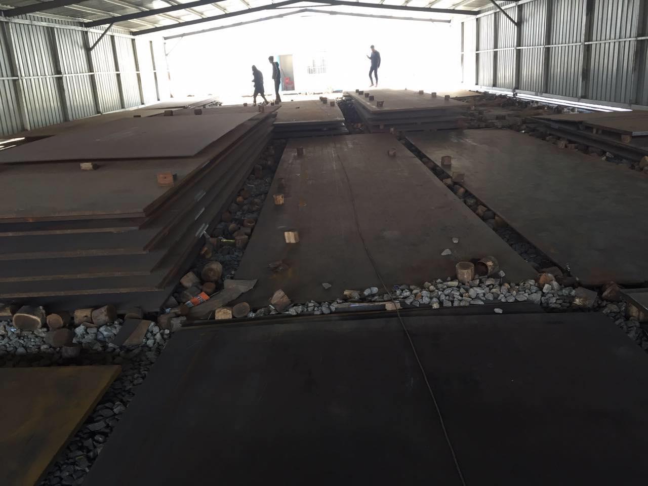 厦门宝钢NM450耐磨钢板