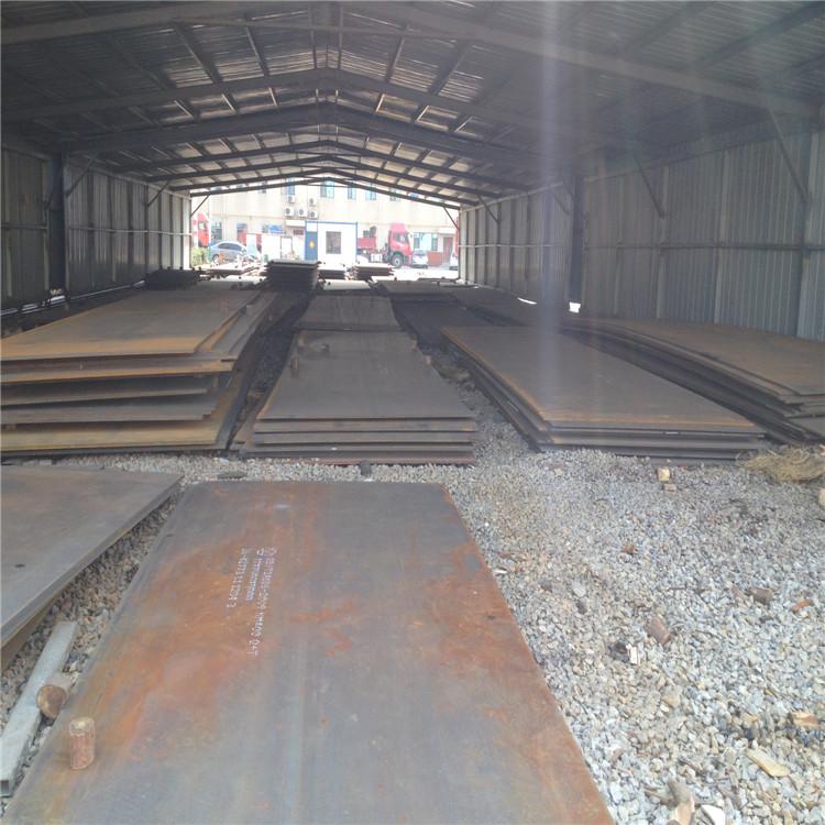 池州涟钢NM400耐磨钢板数控切割