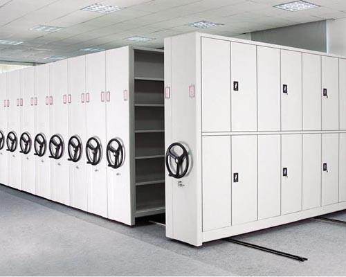 临沂电动密集柜价格档案密集架报价