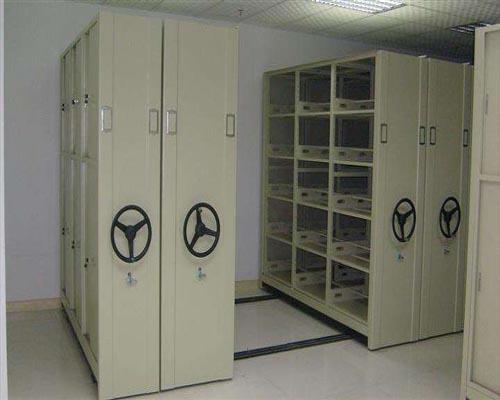 伊犁定做密集架报价档案室密集柜价格移动密集架