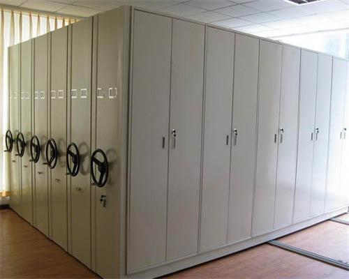 常州手动密集柜价格档案密集架