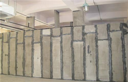 延安轻质水泥发泡隔墙板在