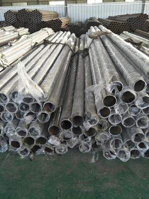 白银不锈钢碳钢复合管道路栏杆厂家