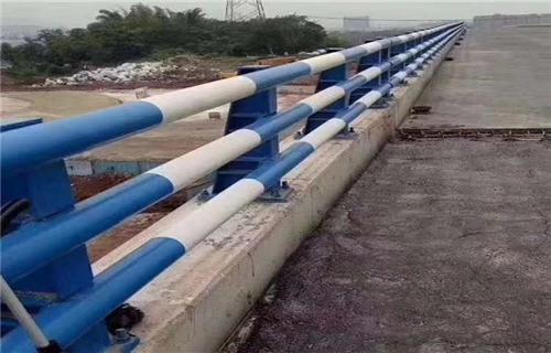 江西不锈钢桥梁景观护栏多少米一节