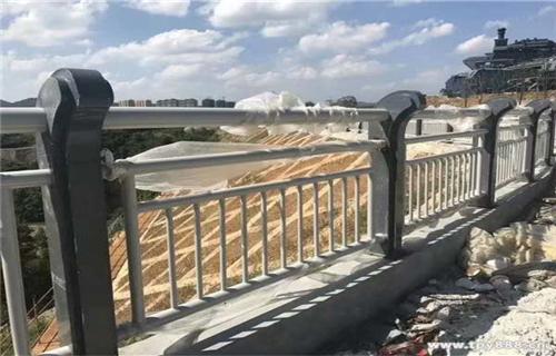 阳江复合管桥梁防撞护栏国家认证