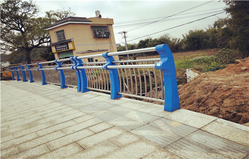 锡林郭勒人行道防撞护栏厂家发货迅速