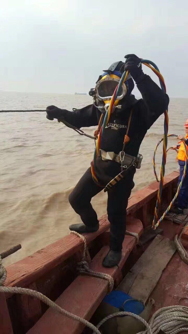 衢州水下作业