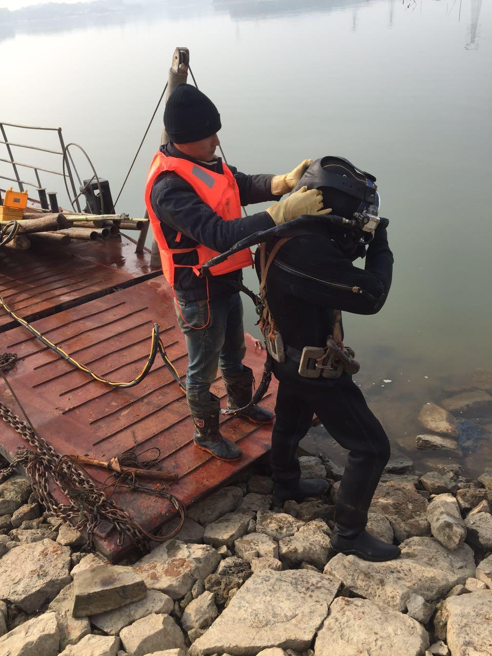台州水下作业