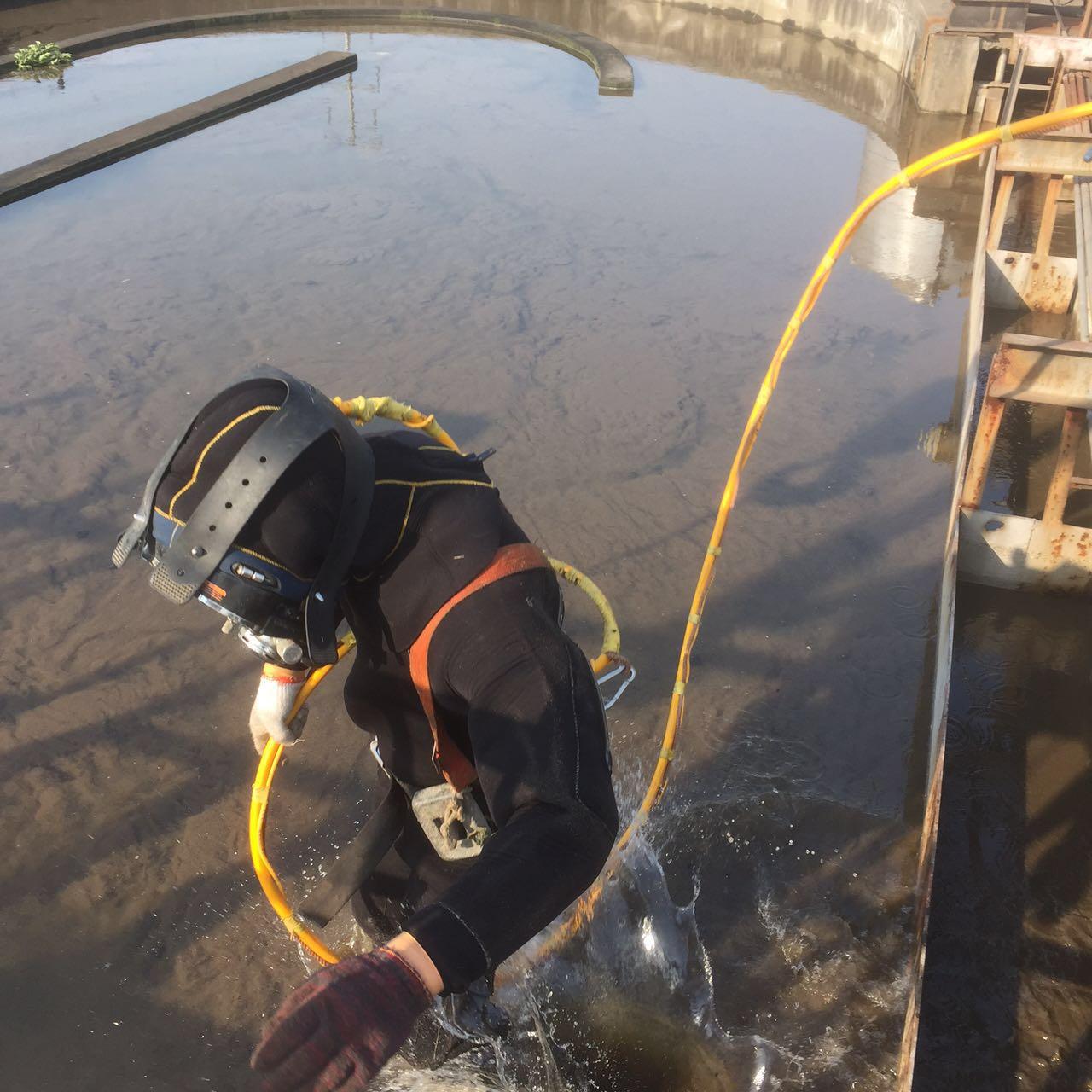 杭州水下切割