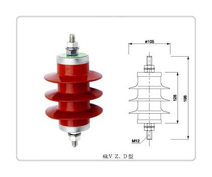 临沂FZ2-3KV氧化锌避雷器价格优惠