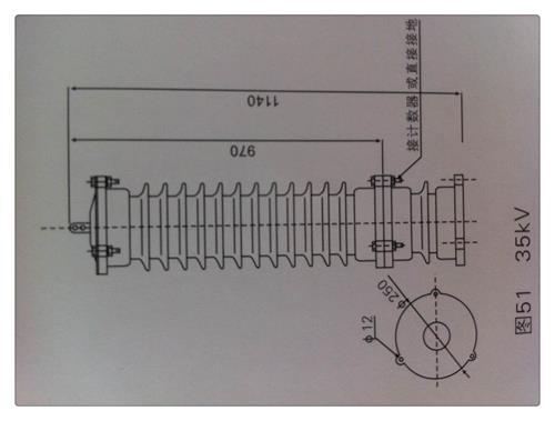 临沂HMYGK-6KV/5KA氧化锌避雷器价格优惠
