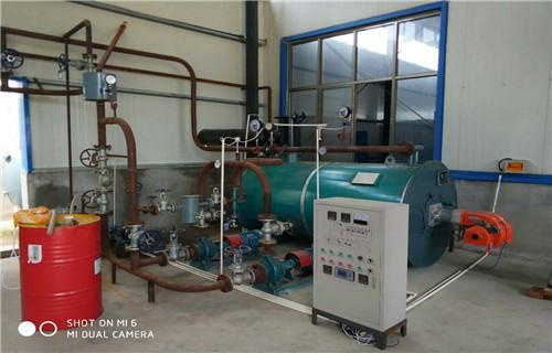 潍坊燃气蒸汽锅炉施工