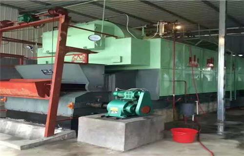 商洛泰山锅炉公司