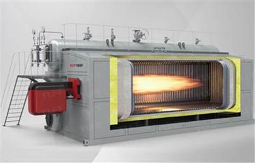 山西锅炉型号生产线
