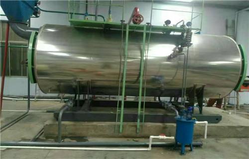 武汉环保锅炉生产基地