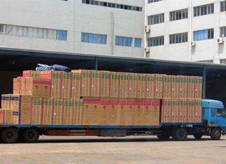 顺德龙江乐从直达到蒙山货运部专线