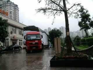 龙江镇发货到湖南货运部价格便宜