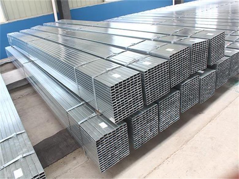 辽宁410*410*8的Q345B矩形方管可生产