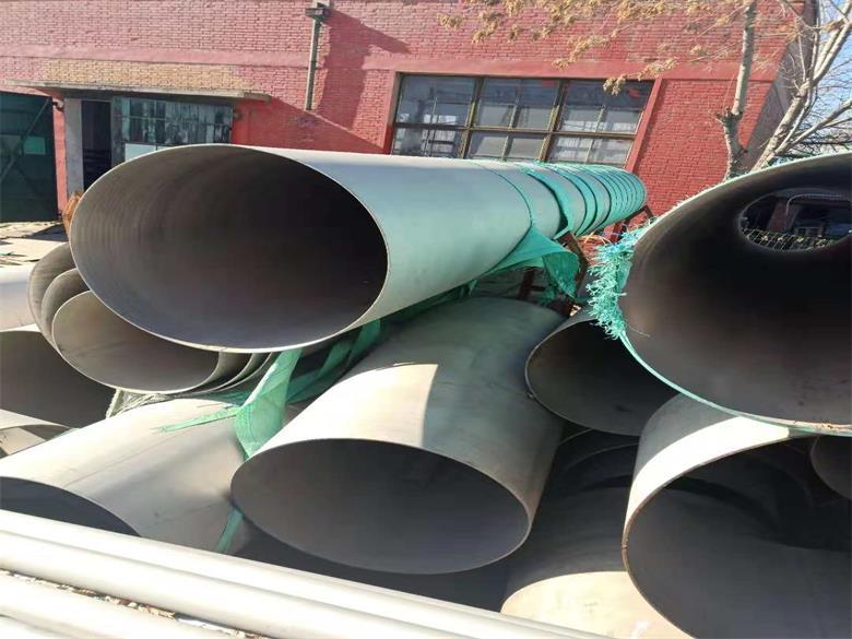 黄南DN500不锈钢管价格表生产厂