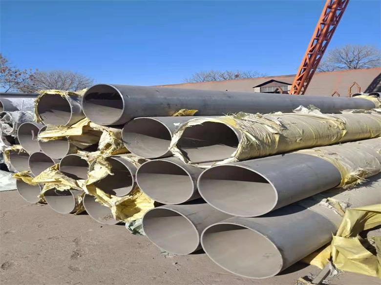 宁夏DN500不锈钢焊管价格表生产厂