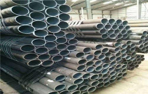 陇南45#无缝钢管品质如一