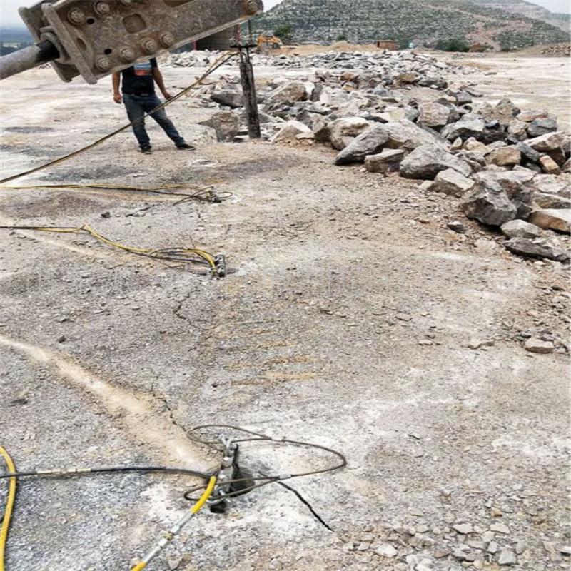 福建镁石矿大型劈裂棒哪家比较好