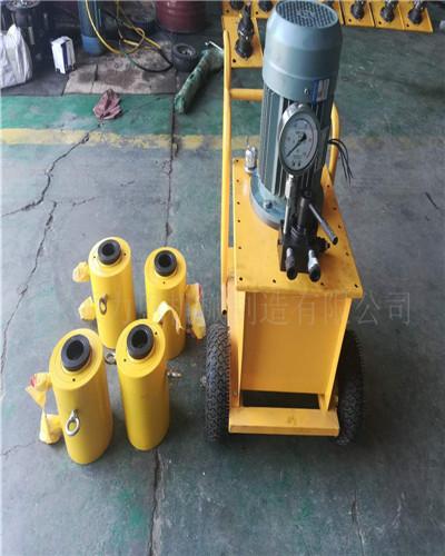 阿坝电动夹紧器空心油缸质量保证