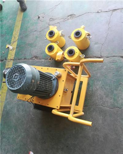 锦州市电动夹紧器空心油缸该怎样应用