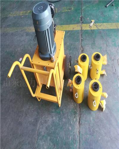 阿坝板式换热器拆卸液压扳手支持定制各种吨位