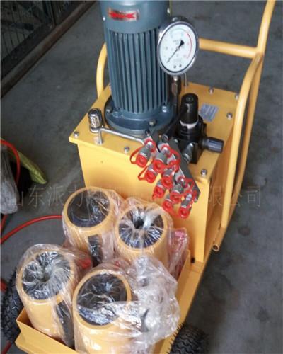 阿坝市板式换热器专用夹紧器维护操作