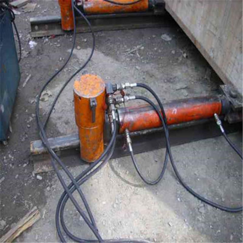 黔西南在轨重物液压推移机规格及型号