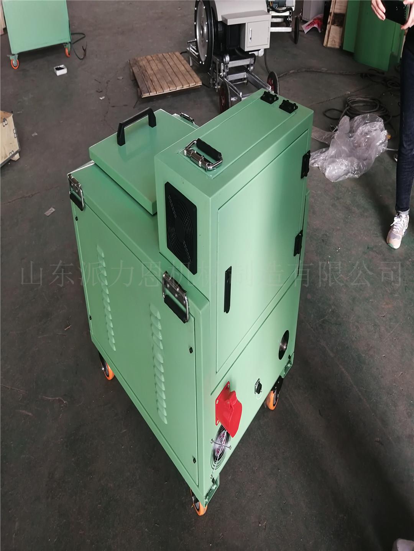 厂家:舟山市非固化沥青热熔喷涂机提高作业速度