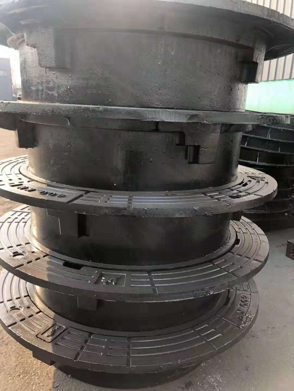 江苏(球墨铸铁井盖)标准尺寸