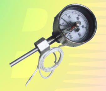 南通WSSX-415电接点双金属温度计销售