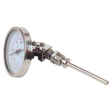 怀化工业电接点双金属温度计行情