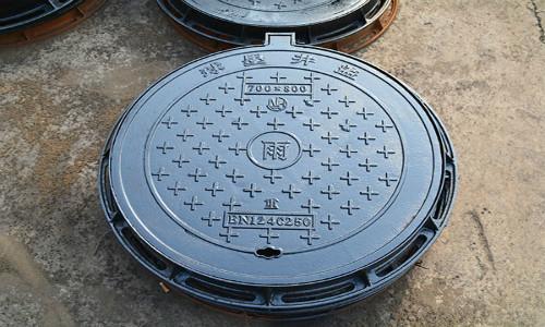 漳州雨水球墨铸铁井盖一套起订