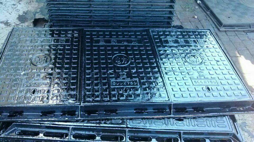 莆田雨水球墨铸铁井盖生产厂家