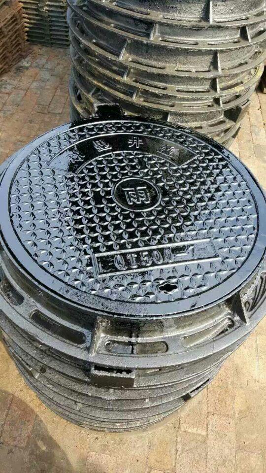 漳州防盗球墨铸铁井盖生产厂家