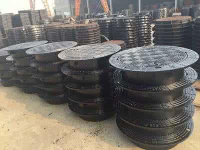 漳州五防球墨铸铁井盖厂家报价