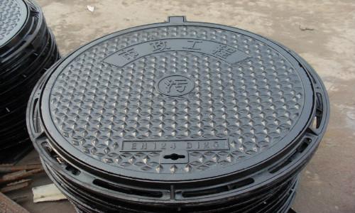 锦州方形球墨铸铁井盖一套起订