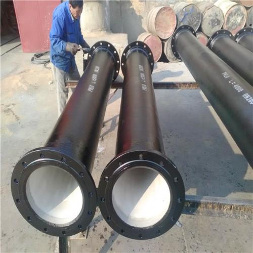 莆田DN150双盘短管16公斤